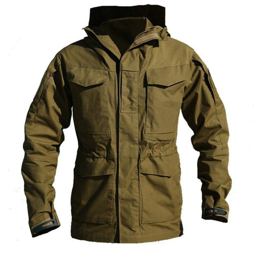WEEKLY DEAL - WOLF ENEMY M-65 Military Field Jacket