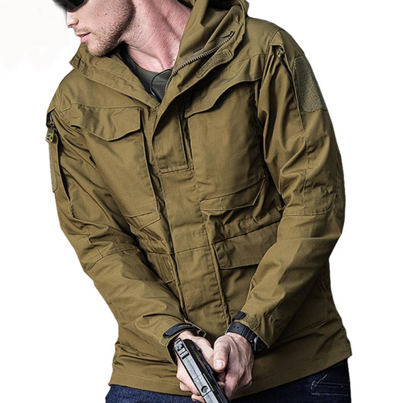 WEEKLY DEAL - WOLF ENEMY M-65 Military Field Jacket – A Weekly Deal 393409480