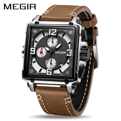 WEEKLY DEAL - MEGIR Viper II Military Watch