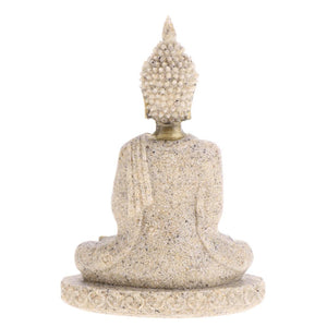 WEEKLY DEAL - The Hue Sandstone Meditation Buddha Statue