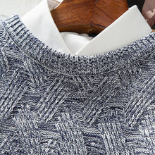 WEEKLY DEAL - COMMUTER Patchwork Royal Sweater
