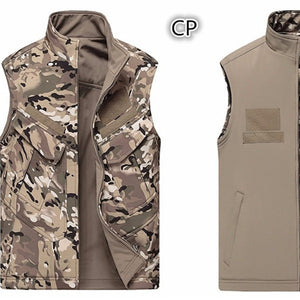 WEEKLY DEAL - Military Tactical Soft Shell Vest