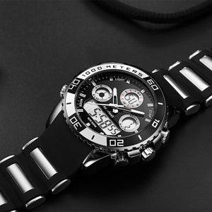 WEEKLY DEAL - READEEL Chrono Military Watch