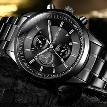 WEEKLY DEAL - Men's Watch Luxury Stainless Steel Sport Watches