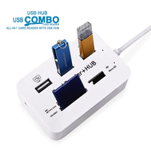 WEEKLY DEAL - Micro USB 3.0 Hub Type C Hub USB Splitter