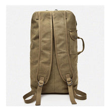 WEEKLY DEAL - Multi-functional Military Canvas Duffel Bag