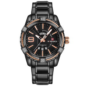 WEEKLY DEAL - NAVIFORCE Alloy Titan II Sailor Watch