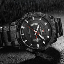 "WEEKLY DEAL - NAVIFORCE ""BOMBER"" Hardened Military Watch"