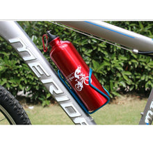 WEEKLY DEAL - Aluminum Alloy Bike Bicycle Cycling Drink Water Bottle Rack Holder