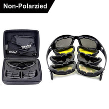 WEEKLY DEAL - New Daisy C5 Polarized Army Goggles Sunglasses