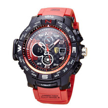 WEEKLY DEAL - New Men's Watch Multi-Function Waterproof Sports Watches