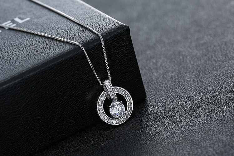 WEEKLY DEAL - Temperament sweet bell hollow necklace For Women