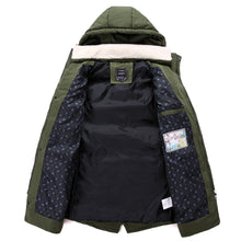 WEEKLY DEAL - Men's Long  Avalanche Down Parka