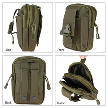 WEEKLY DEAL - OUTLIFE SIDEKICK Tactical Molle Pouch Bag