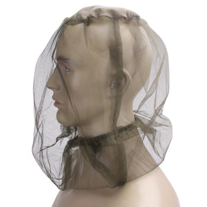 WEEKLY DEAL - Outdoor Mosquito Insect Hat Bug Mesh
