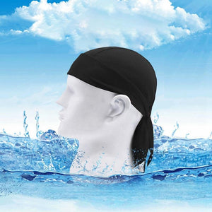 WEEKLY DEAL - Sports Cap Headband for Men Solid Headscarf