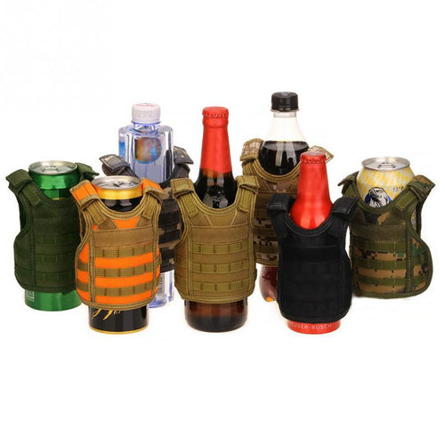 WEEKLY DEAL - Mini Tactical Vest Koozie