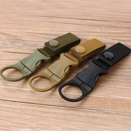 WEEKLY DEAL - Outdoor Water Bottle Belt Buckle Holder