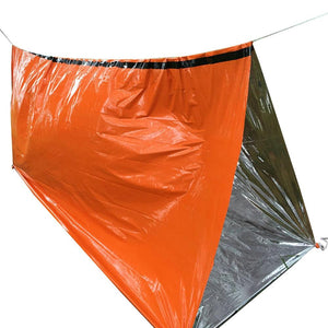 WEEKLY DEAL - Outdoors Winter Anti-radiation Insulated Heat Warm Emergency Blankets