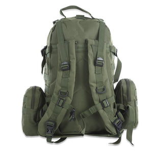 WEEKLY DEAL - Outlife 50L Outdoor Backpack Molle Military Tactical Backpack Rucksack