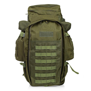 WEEKLY DEAL - Outlife 60L Outdoor Military Backpack Pack Rucksack
