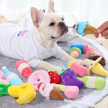 WEEKLY DEAL - Plush Dog Toys for Dog Puppy Chew Toy