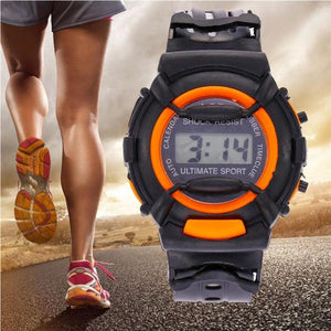 WEEKLY DEAL - Budget Sport Military Watch