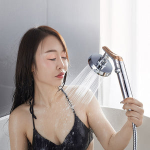 WEEKLY DEAL - Shower Head European style Pressurized Shower Head