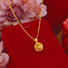 WEEKLY DEAL - Simple Fashion Gold Necklace Women's Wedding Jewelry