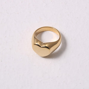WEEKLY DEAL - Stainless Steel 18k Gold Plated Tarnish Free Minimal Sweet Jewelry