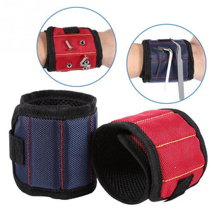 WEEKLY DEAL - Strong Magnet Wristband Tool Adjustable