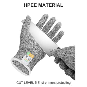 WEEKLY DEAL - Super PDR Tools HPPE Cut Resistant Gloves