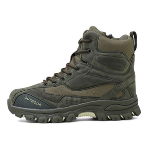 WEEKLY DEAL - TACPATRIOT MIL-1 Mountaineering Boot
