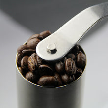 WEEKLY DEAL - Stainless Steel Crank Coffee Grinder