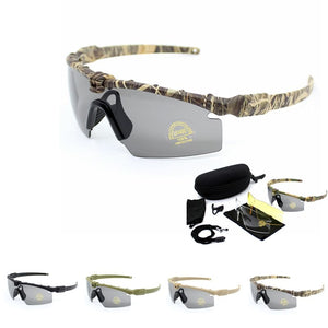 WEEKLY DEAL - TACTIX Patriot Military Sunglasses