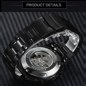 WEEKLY DEAL - WINNER Skull Auto Mechanical Watch