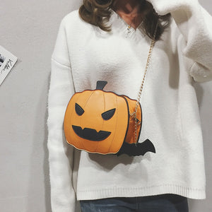 WEEKLY DEAL - Pumpkin Lamp Handbags