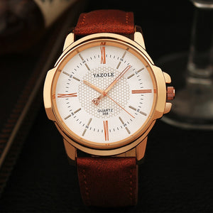 WEEKLY DEAL - Yazole Brand Luxury Famous Men Watches