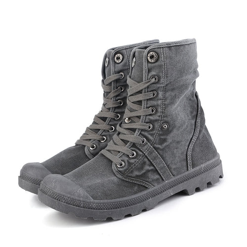 WEEKLY DEAL - BASIC Canvas Commuter II Boot