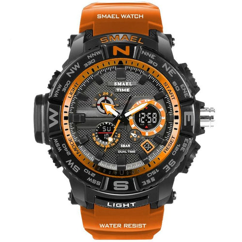 WEEKLY DEAL - SMAEL Navigator Military Watch - 2019 Edition