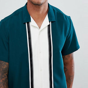 WEEKLY DEAL - BASIC Wise Guy Retro Button Down
