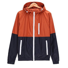WEEKLY DEAL - ZIP Men's Lightweight Retro Windbreaker