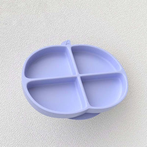 WEEKLY DEAL - Baby Silicone Dining Plate BPA Free
