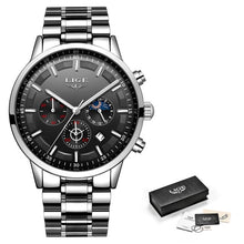 WEEKLY DEAL - LIGE Falcon I Chronograph Military Watch