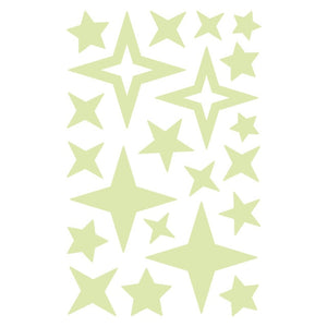 WEEKLY DEAL - 3D Star and Moon Wall Stickers