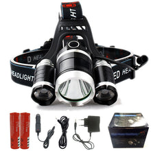 WEEKLY DEAL - LITWOOD 15000LM LED T6 Headlamp