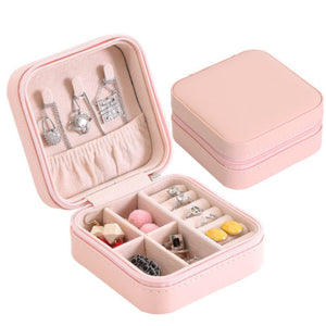 WEEKLY DEAL - Universal Jewelry Organizer Display Travel Jewelry Case