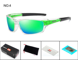 WEEKLY DEAL - DUBERY Polarized Sunglasses Oculos