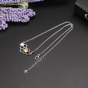 WEEKLY DEAL - X&P Charm Fashion Silver Necklaces