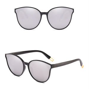 WEEKLY DEAL - Luxury Flat Top Cat Eye Sunglasses